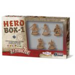 Coopératif Aventure Zombicide: Black Plague - Extension Hero Box 1