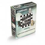 Protèges Cartes Accessoires Protèges Cartes Sleeves Transparent Standard Antireflet Non-Glare pour jeu de Plateau (63x88mm) 50 Pièces