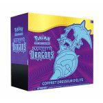 Coffret Pokémon SL7.5 Majesté des Dragons - Dresseur d'Élite : Mandrillon GX