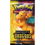 Boosters Français Pokémon SL7.5 - Majesté des Dragons