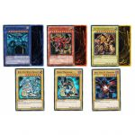 Produits Spéciaux Yu-Gi-Oh! LC01 - 6 Promos Legendary Collection (Dieux Égyptiens & cartes des Héros en Anglais)