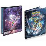 Portfolios Pokémon SL8 - Soleil Et Lune - Tonnerre Perdu - Zeraora & Pierroteknik (10 Feuilles De 4 Cases 80 Cartes)