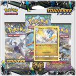 Pokémon Tripack 3 Boosters - SL8 - Soleil Et Lune 8 - Tonnerre Perdu - Altaria