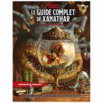 Aventure Jeu de Rôle Dungeons & Dragons ® Cinquième édition - Le Guide complet de Xanathar