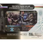 Set de Démarrage Final Fantasy TCG Final Fantasy - Versus Deck Heroes vs Villains en Français