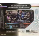 Final Fantasy - Versus Deck Heroes vs Villains en Français