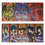 Tapis de Jeu Yu-Gi-Oh! LC02 - Plateau De Jeu Double Face -  Les 3 Bêtes Légendaires