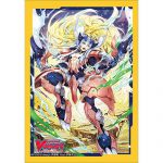 Protèges Cartes Format JAP CardFight Vanguard Import Jap Par 70 - Mini Vol. 357 : Incandescent Lion, Blond Ezel (Gold Paladin)