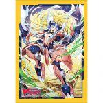 Protèges Cartes Format JAP CardFight Vanguard Import Jap Par 70 - Mini Vol. 357 : Incandescent Lion, Blond Ezel (Gold Paladin)