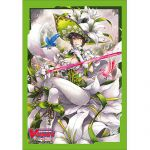 Protèges Cartes Format JAP CardFight Vanguard Import Jap Par 70 - Mini Vol. 357 : White Lily Musketeer, Cecilia (Neo Nectar)