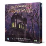 Jeux de société Aventure Les Demeures de l'Épouvante - Seconde Édition : Extension Le Sanctuaire du Crépuscule