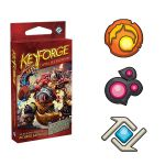 Deck de Faction KeyForge Brobnar Dis Logos