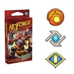 Deck de Faction KeyForge Brobnar Logos Sanctum