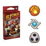 Deck de Faction KeyForge Brobnar Logos Ombres ( Shadows )