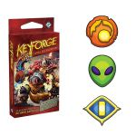Saison 1 - Faction KeyForge Brobnar Mars Sanctum