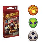 Saison 1 - Faction KeyForge Brobnar Mars Ombres ( Shadows )