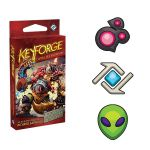 Deck de Faction KeyForge Dis Logos Mars