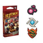 Deck de Faction KeyForge Dis Logos Indomptés ( Untamed )