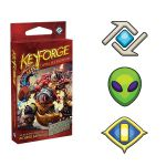 Deck de Faction KeyForge Logos Mars Sanctum