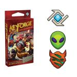 Deck de Faction KeyForge Logos Mars Indomptés ( Untamed )