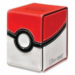 Boites de Rangement Pokémon Deck Box Pokemon - Flip Box - Poke Ball