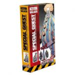 Jeu de Plateau Figurine Zombicide : Special Guests : Kevin Walker