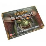 Jeu de Plateau Figurine Heroes of Black Reach - Renfort Ork