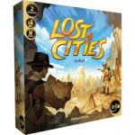 Exploration Aventure Lost Cities: Le Duel