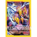 Protèges Cartes Format JAP CardFight Vanguard Import Jap Par 70 - Mini Vol. 371 : Detonix Drill Dragon (Narukami)