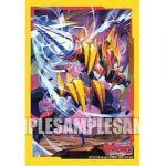 Protèges Cartes Format JAP CardFight Vanguard Import Jap Par 70 - Mini Vol. 371 : Detonix Drill Dragon (Narukami)