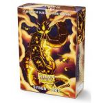 Protèges Cartes Format JAP Yu-Gi-Oh! Sleeves Dragon Shield Mini Syber Art par 60