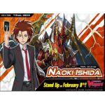 Decks CardFight Vanguard VGE-V-TD06 - Trial Deck Vol. 06: Ishida Naoki (Clan Narukami)