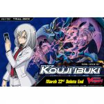 Decks CardFight Vanguard VGE-V-TD07 - Trial Deck Vol. 07: Kouji Ibuki (Clan Link Joker)