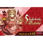 Decks CardFight Vanguard VGE-V-TD08 - Trial Deck Vol. 08: Schokolade Melody (Clan Bermuda Triangle)