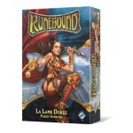 Jeu de Plateau Aventure Runebound 3ème Édition - La Lame Dorée