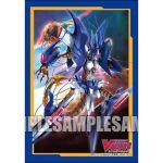 Protèges Cartes Format JAP CardFight Vanguard Import Jap Par 70 - Mini Vol. 374 : Waving Deletor, Greidho ( Link Joker )