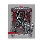 Aventure Jeu de Rôle Dungeons & Dragons ® Cinquième édition - Character Sheets