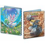 Portfolios Pokémon SL10 - Soleil Et Lune 10 - Alliance Infaillible - Melmetal/Lucario & Gardevoir/Nymphali (14 Feuilles De 9 Cases 252 Cartes)