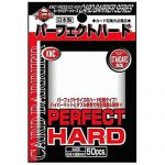 Protèges Cartes Accessoires Kmc - Standard Sleeves - Perfect Hard (50 Sleeves) - Pro-Fit