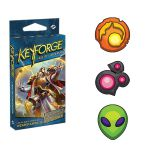 Saison 2 - Faction KeyForge Brobnar Dis Mars