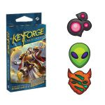 Saison 2 - Faction KeyForge Dis Mars Indomptés ( Untamed )