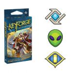 Saison 2 - Faction KeyForge Logos Mars Sanctum
