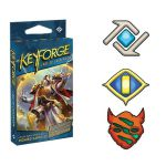 Saison 2 - Faction KeyForge Logos Sanctum Indomptés ( Untamed )