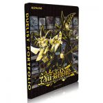 Portfolios Yu-Gi-Oh! Golden Duelist Collection - 10 Feuilles De 9 Cases (180 Cases)