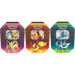 Pokébox Pokémon Lot de 3 - Pâques 2019 - Voltali Gx - Pyroli Gx - Aquali Gx