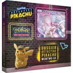 Coffret Pokémon Dossier Détective Pikachu : Mewtwo GX