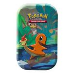 Pokébox Pokémon Kanto Friends Mini Tin - Salamèche