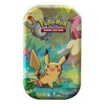 Pokébox Pokémon Kanto Friends Mini Tin - Pikachu