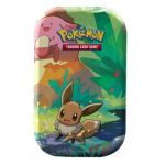 Pokébox Pokémon Kanto Friends Mini Tin - Evoli