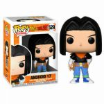 Funko Dragon Ball Super Figurine Funko POP! Animation (529) Android 17 (C17) 9 cm